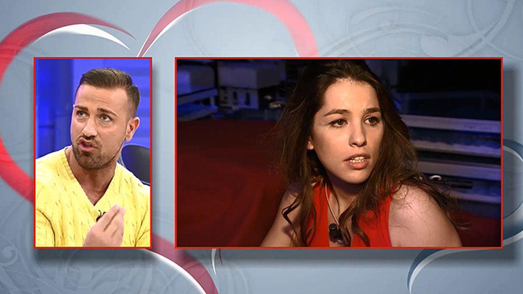 """Rafa Mora, a Jenny: """"Gracias por desaparecer de la vida de mi amigo"""""""