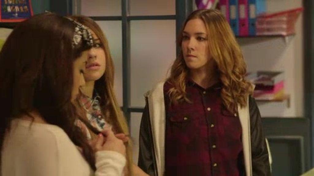 Lana ya no puede más: María y Julieta tienen que recuperar su amistad