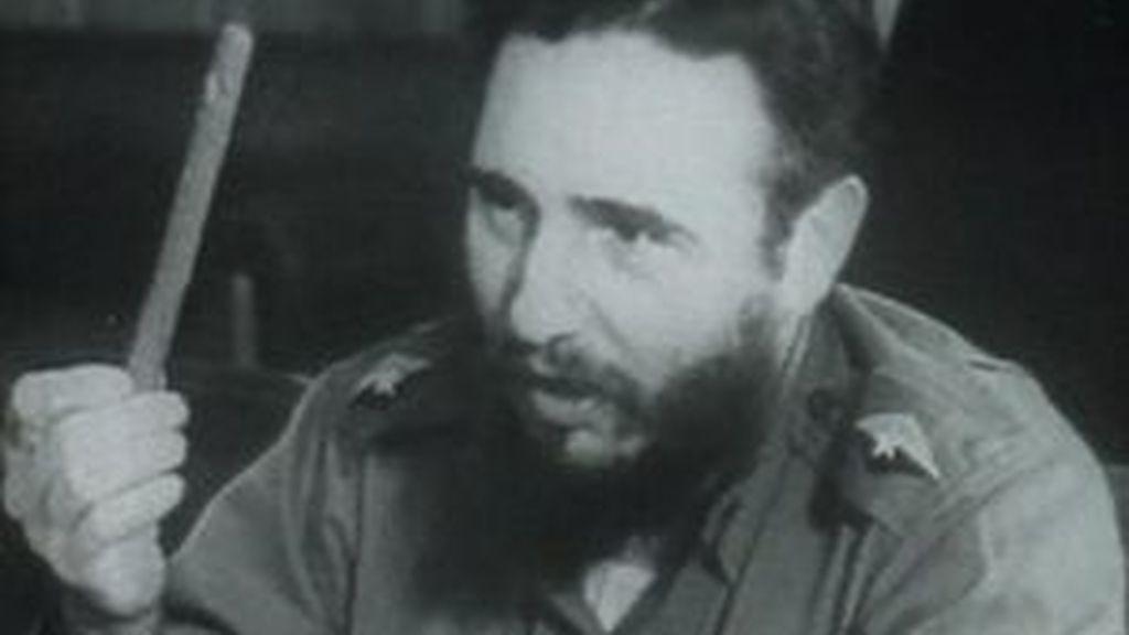 Fidel Castro, el guerrillero gallego de Sierra Maestra