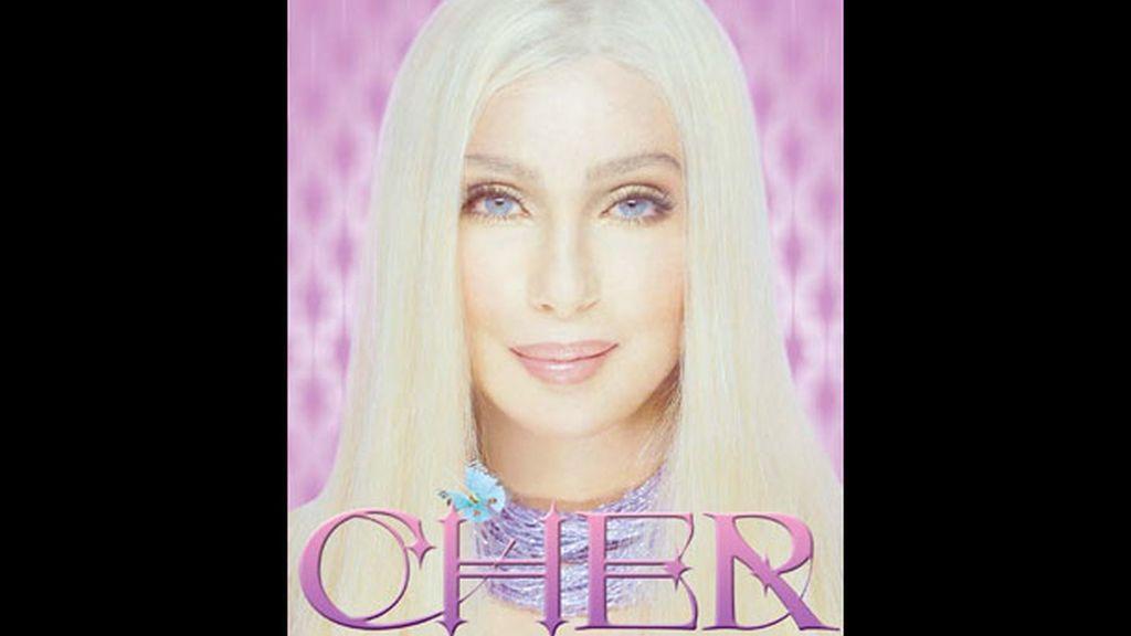 Como una Barbie en la portada del DVD de su gira de despedida