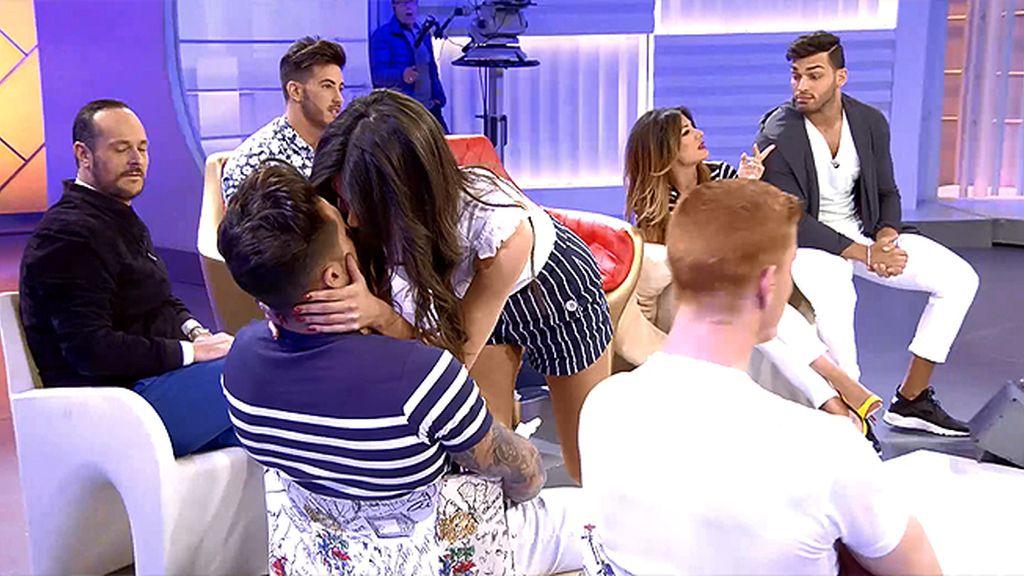 Sofía pasa de Ricky, besa a Hugo y pierde a Dani, sin previo aviso