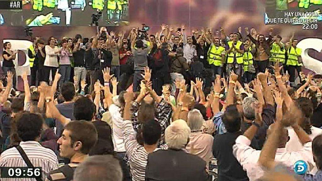 Podemos enciende todas las alarmas en todos los partidos políticos españoles