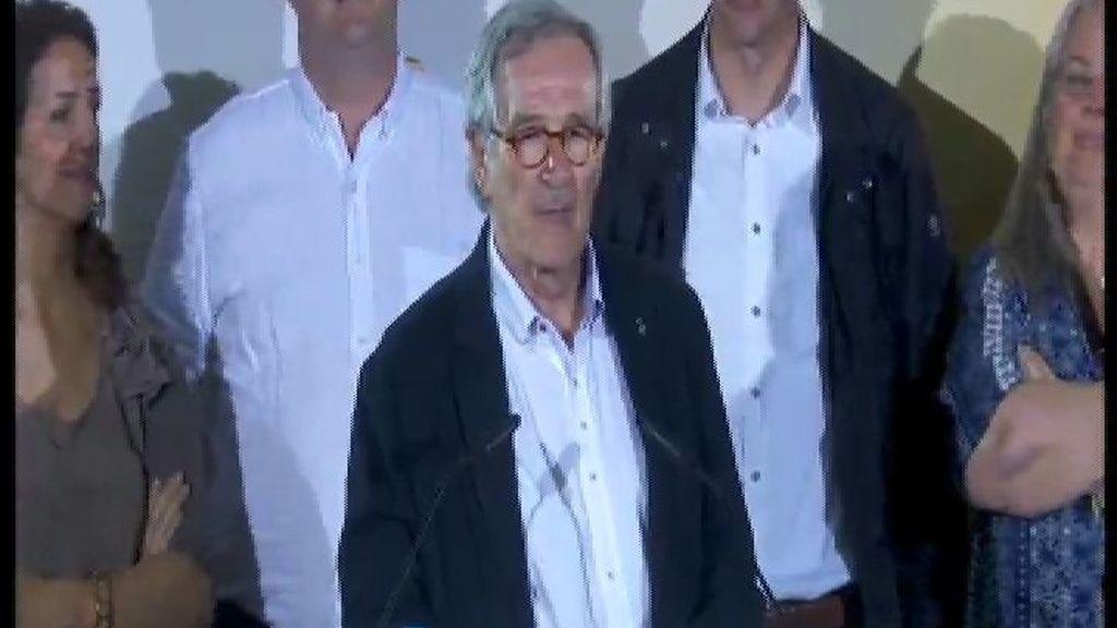"""Xavier Trias: """"Es triste decirlo, pero hemos perdido en la ciudad de Barcelona"""""""