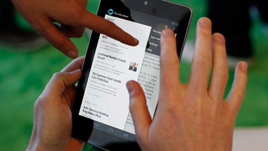 Nexus 7, tablet, Google, Asus