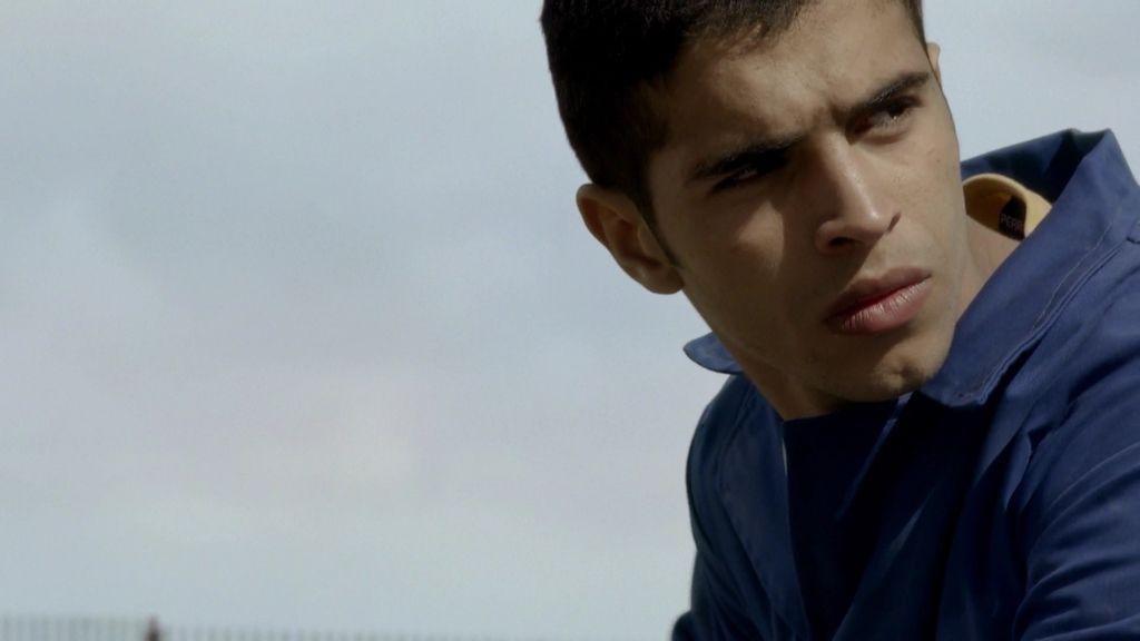 Hamza, descubierto traicionando a Khaled