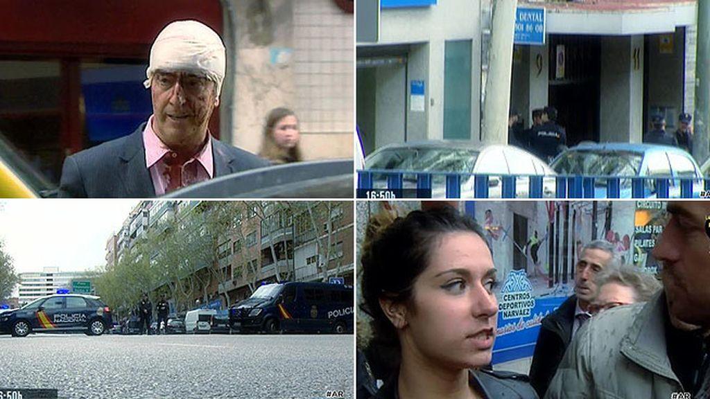 El extraño secuestro de un cirujano en su clínica de cirugía estética de Madrid