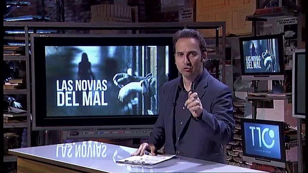 Cuarto Milenio\' atraído por \'las novias del mal\', este domingo en Cuatro
