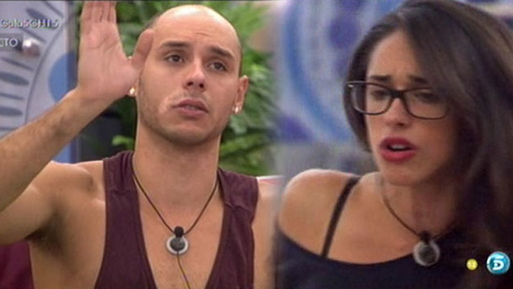 """Omar, a Lucía: """"Eres la única a la que he querido en mi vida"""""""