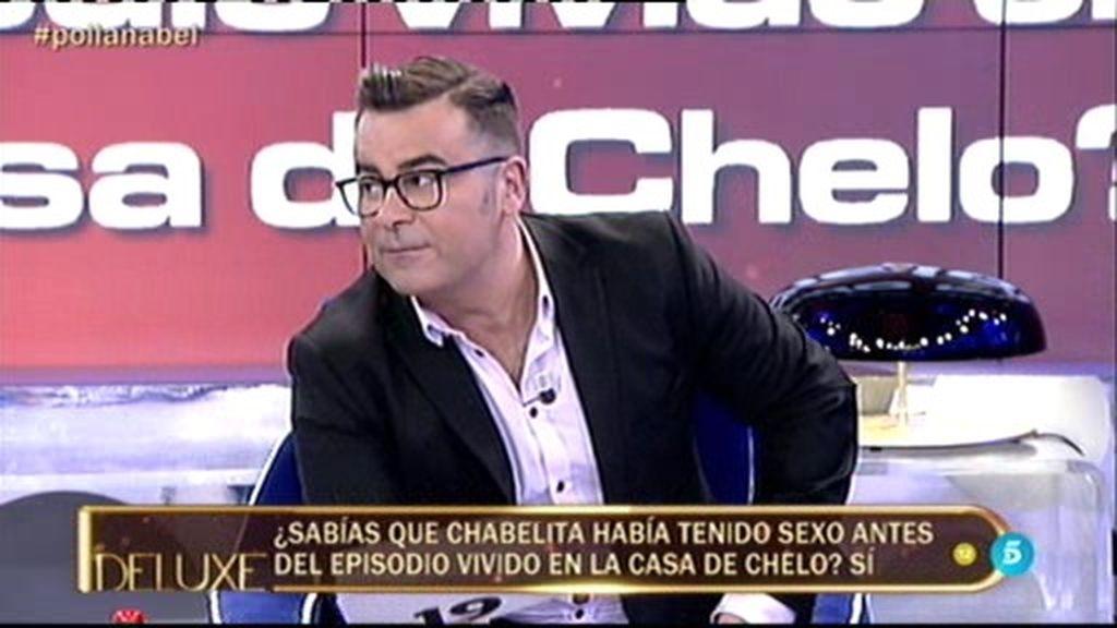 Anabel sabe que Chabelita tuvo relaciones íntimas antes del episodio en casa de Chelo