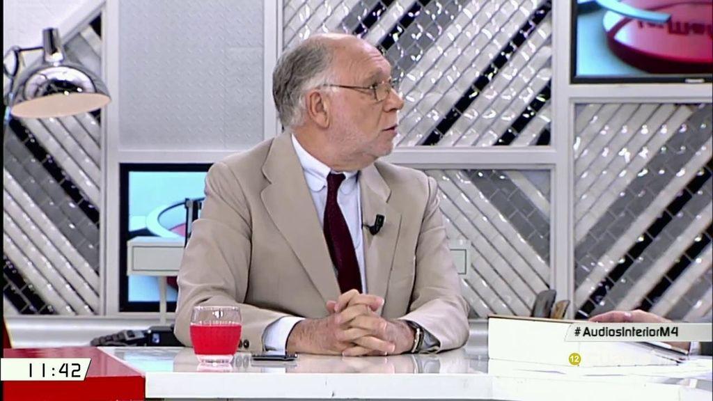 """Ernesto Ekaizer: """"Torres Dulce me comunicó que durante mucho tiempo han sufrido la presión de Fernández Díaz"""""""