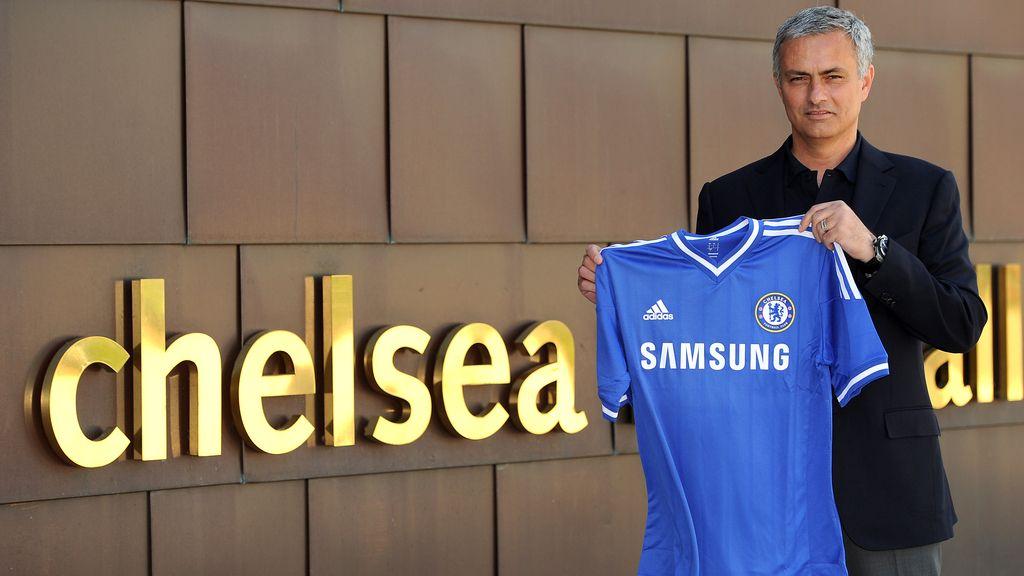 El Chelsea confirma el fichaje de José Mourinho hasta 2017