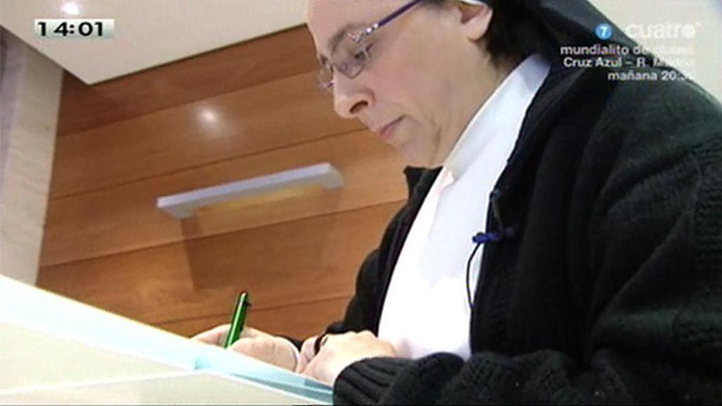 La carta de Sor Lucía a Rajoy