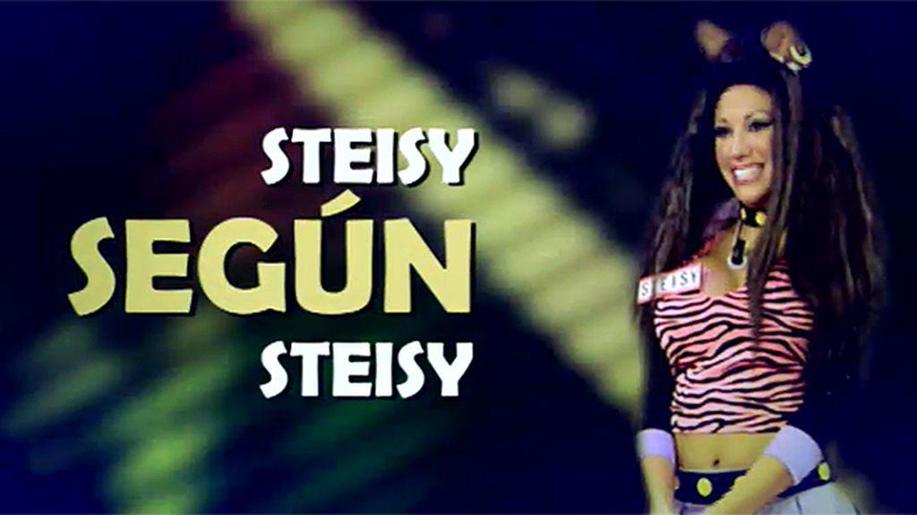 Así es Steisy, según Steisy