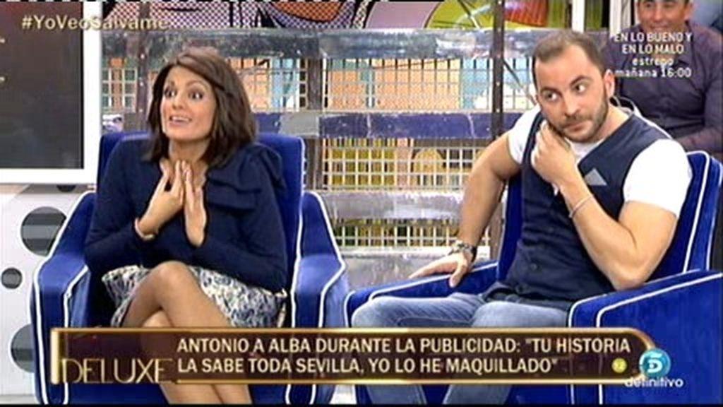 """Antonio Tejado: """"Tengo muy claro que Alba nunca me ha sido infiel"""""""