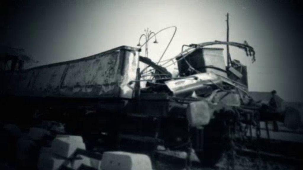 Así fue la misteriosa historia del accidente del tren de Grisén