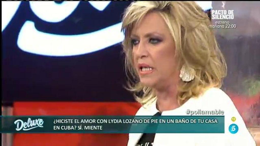 El Polideluxe confirma que Lydia Lozano no tuvo relaciones sexuales con Amable