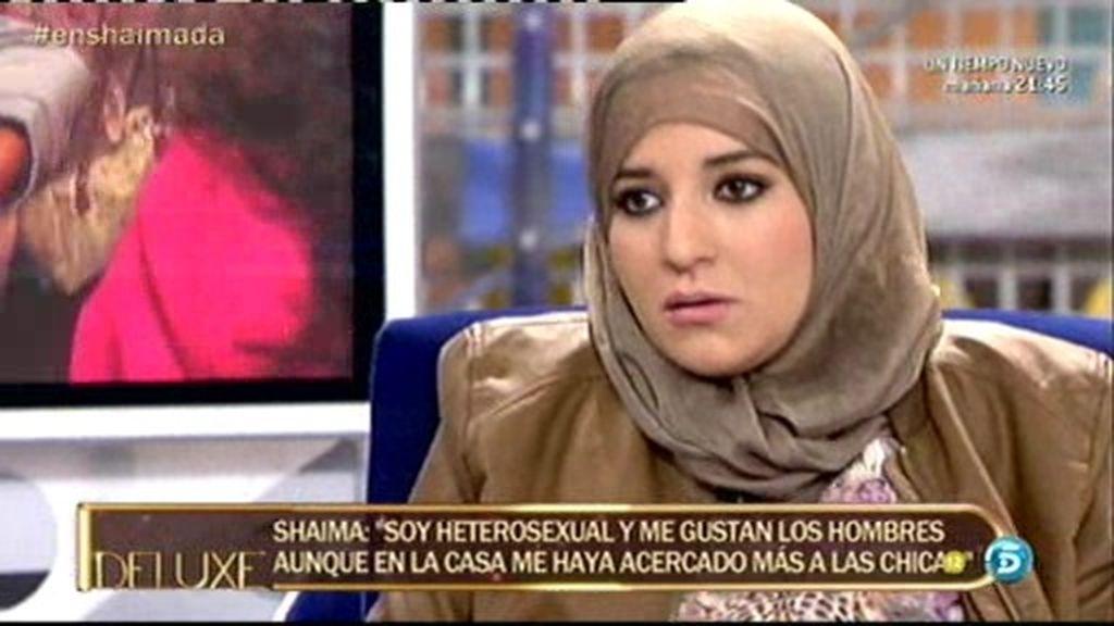"""Shaima: """"Si fuera lesbiana no podría decirlo, es demasiado delicado"""""""
