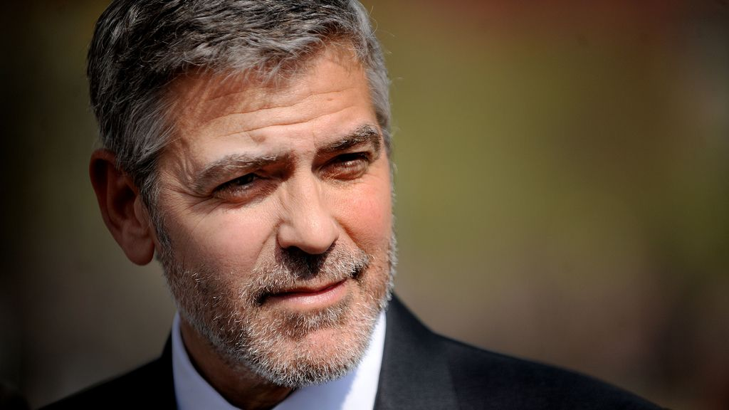 Greoge Clooney