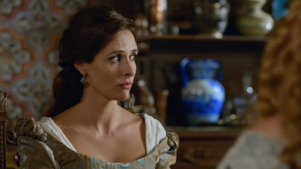 El marido de Teresa de Alquézar descubre su infidelidad con el duque de Buckingham