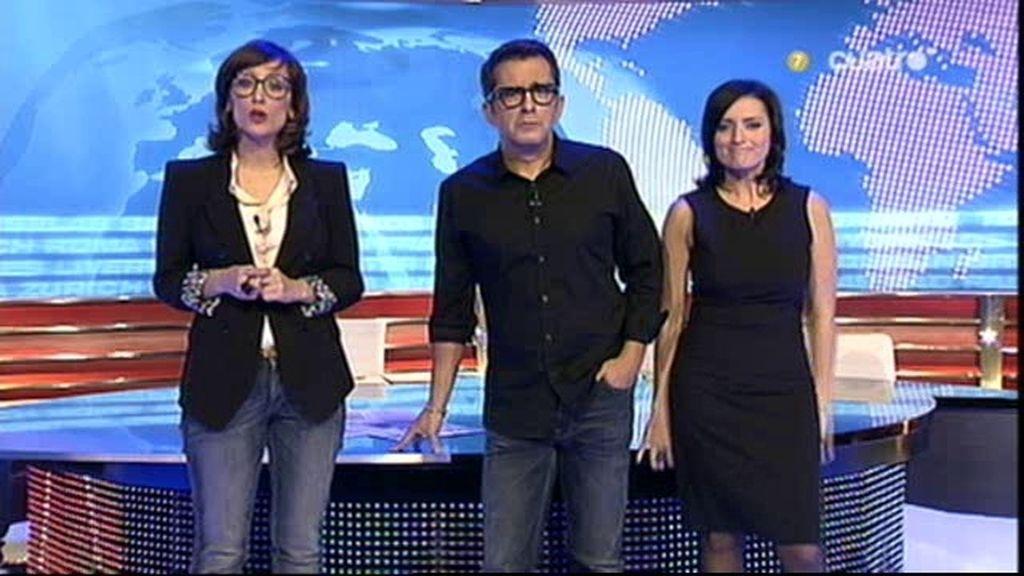 Andreu Buenafuente estuvo en LNDL2