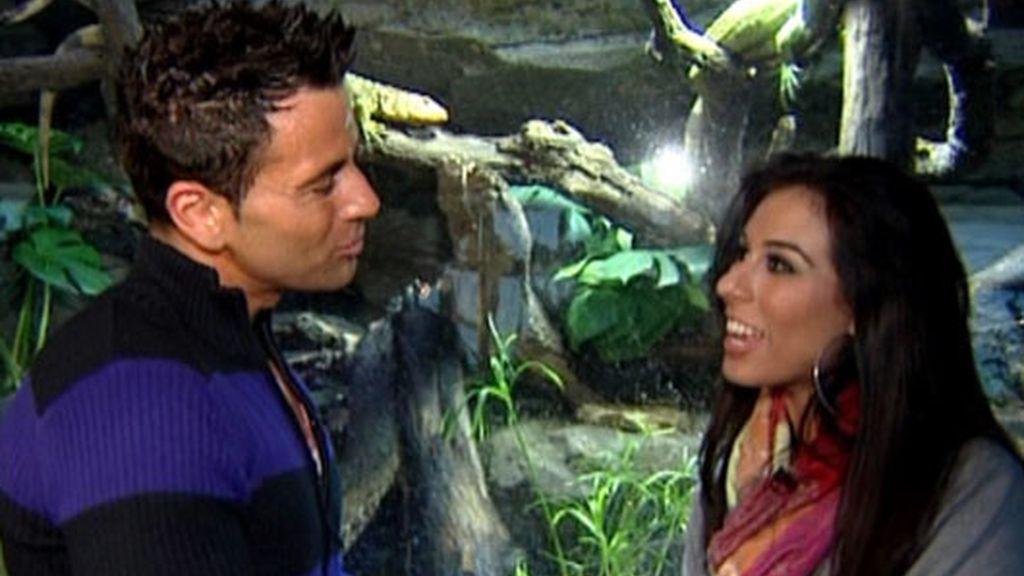Indhira y Nico (14/03/11)