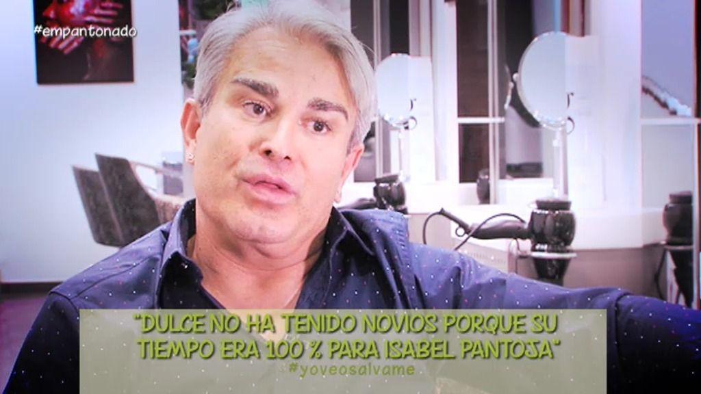 El ex peluquero de Isabel Pantoja desvela cómo era vida de Dulce en Cantora