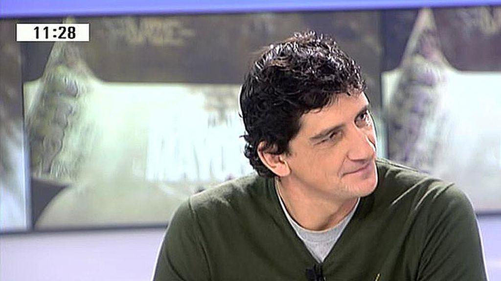 """Jero García: """"El deporte es una forma de canalizar determinadas agresividades"""""""