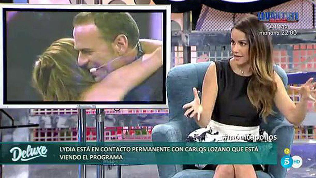 """Mónica Hoyos: """"Creo que Miriam está con Carlos por su fama y su dinero"""""""
