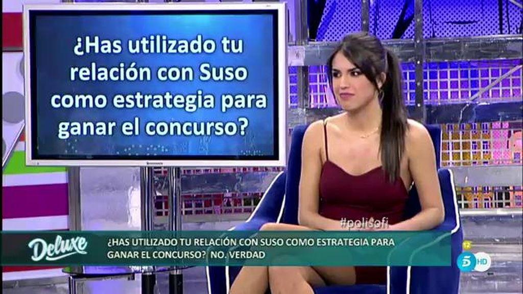 El Polideluxe de Sofía aclara que el miembro de Suso no es microscópico