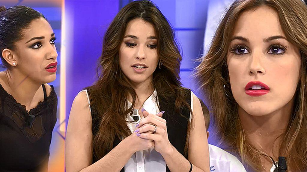 """Jenny carga contra las pretendientas: """"Marta y Ana me han puesto fina en un Periscope"""""""