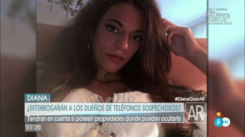 Los sospechosos por la desaparición de Diana Quer declararán de forma secreta