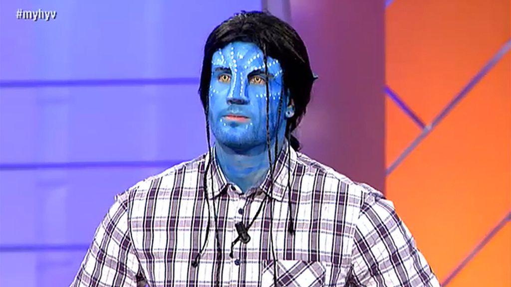 """Avatar, nervioso: """"Espero seguir siendo yo mismo y no decepcionar a nadie"""""""