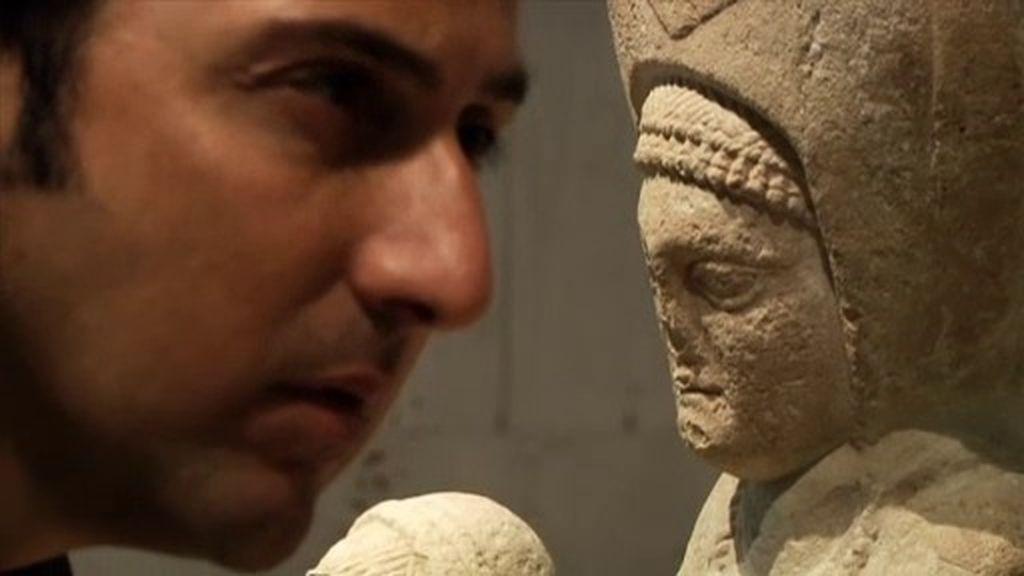 Iker Jiménez, y los 'fantasmas de piedra'
