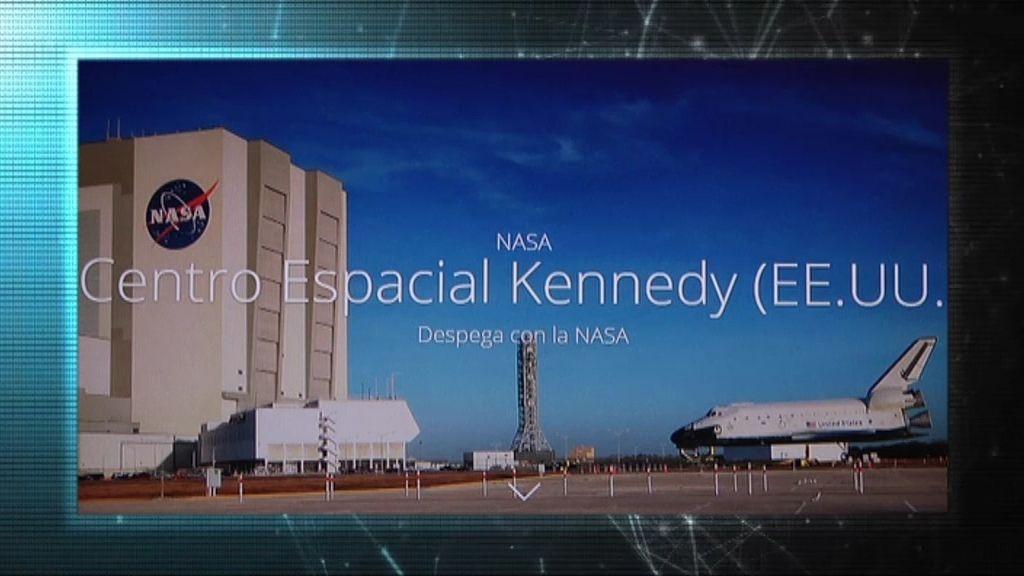 Misterio 4.0: 'Centro Espacial Kennedy'