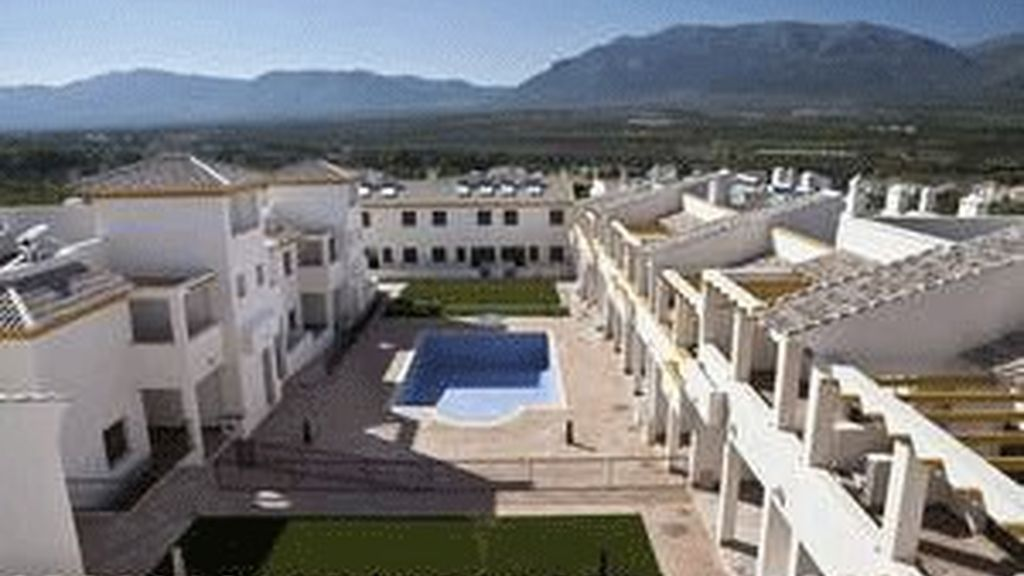 Por 58.000 euros puedes encontrar en Chirivel un resort