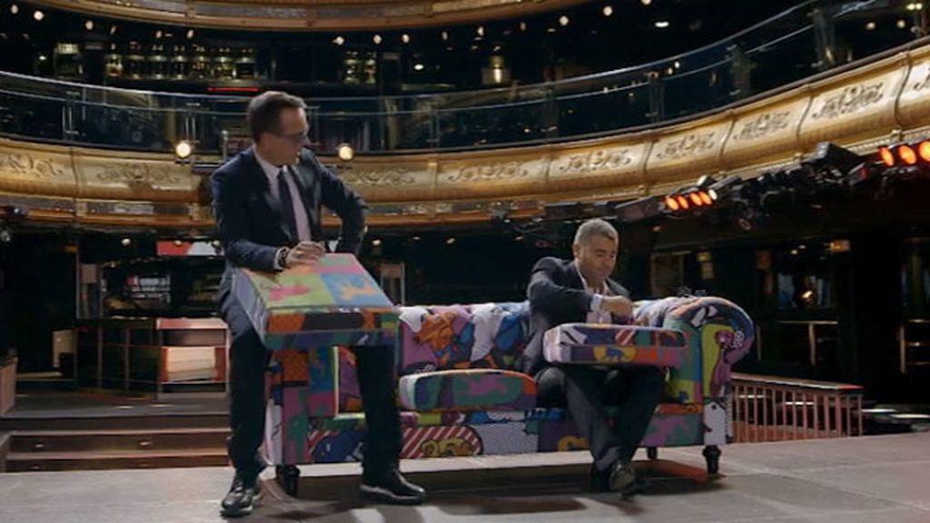 ¿Quieres el chester en el que se ha sentado Jorge Javier Vázquez?