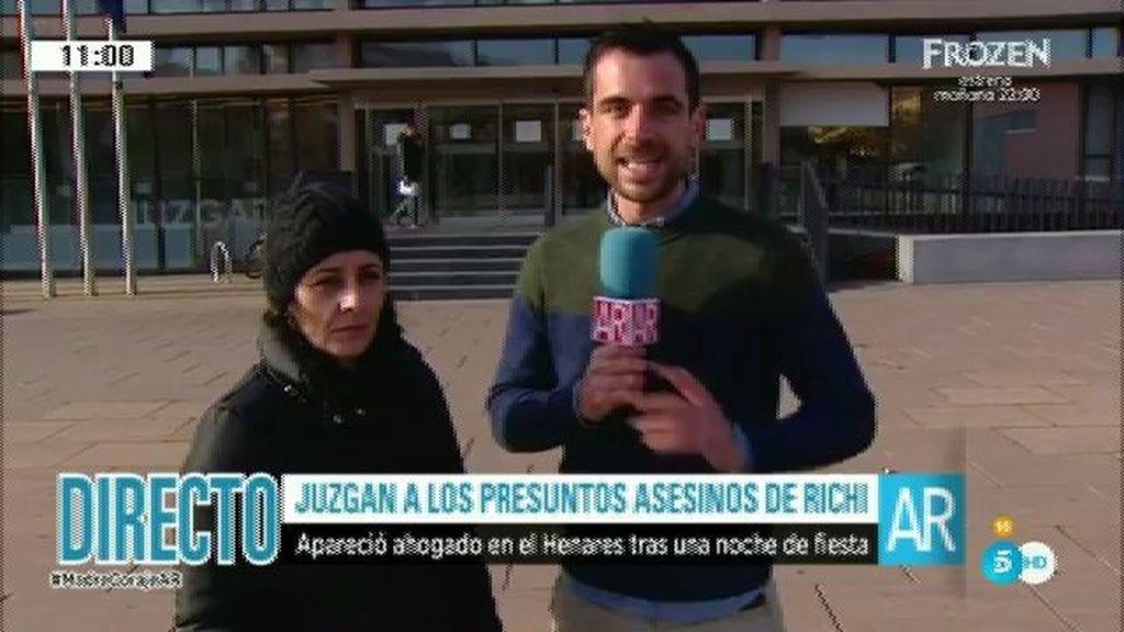 """Carmen, la madre de Richi: """"Tienen que hablar porque hay muchas pruebas"""""""
