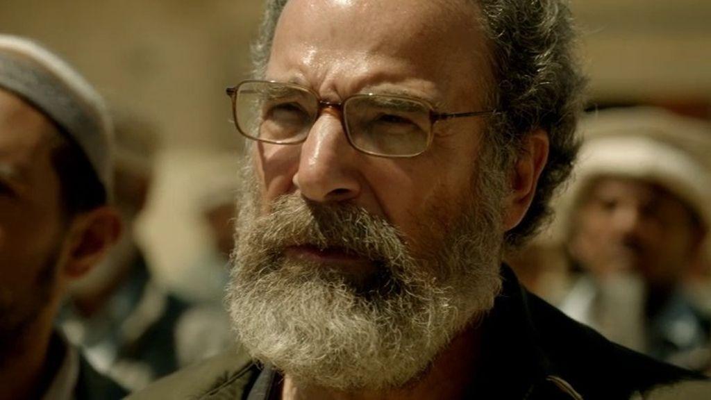 Saúl, preso en la casa de Haqqani