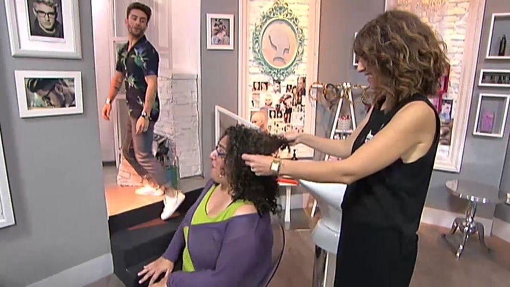 ¡Adiós a la fobia a las peluquerías!: de tener el pelo de Cristina, al de Natalia Ferviú