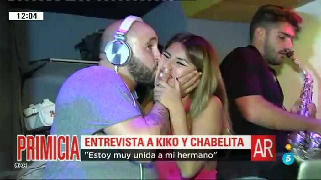 """Kiko Rivera sobre la relación con Chabelita: """"Hoy por hoy está todo bien con ella"""""""