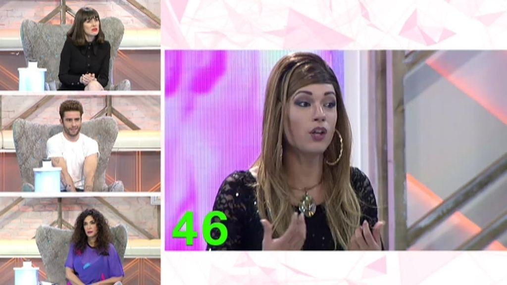 """Raquelita: """"Quiero dejar de ser choni y ser una gran transformista"""""""