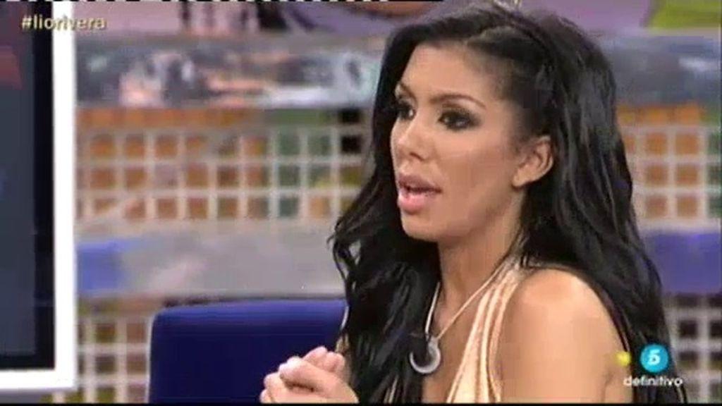 "Silvia Sicilia: ""He visto a Kiko insultando a Anabel Pantoja y a Raquel Bollo"""