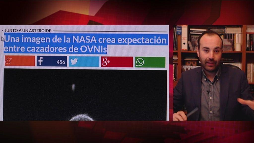 Misterio 4.0: Diego Marañón busca respuesta al viral paradójico que implica a la NASA