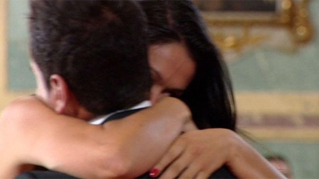 Horas antes de la final Álvaro no podía evitar las lágrimas