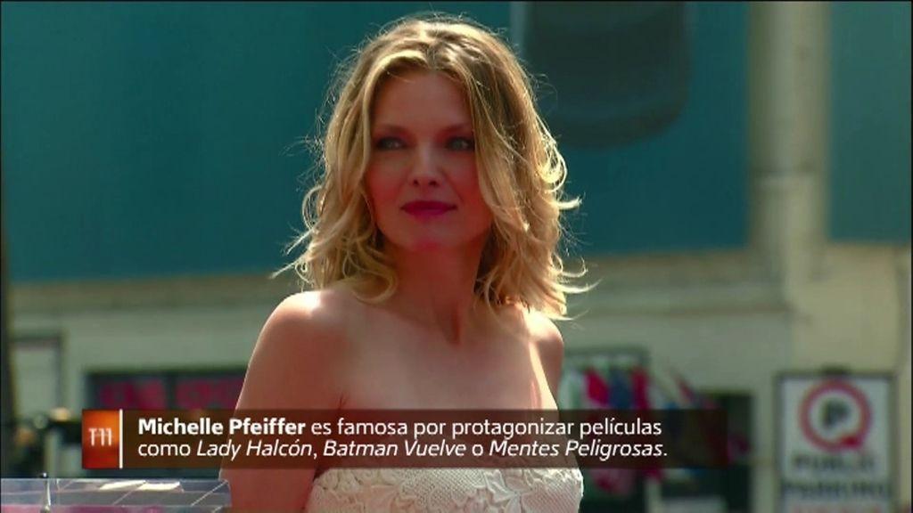 Michelle Pfeiffer practicó el respiracionismo al comienzo de su carrera en Hollywood