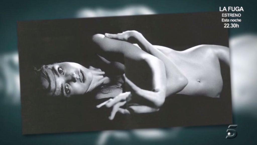 La modelo ha posado para una prestigiosa revista