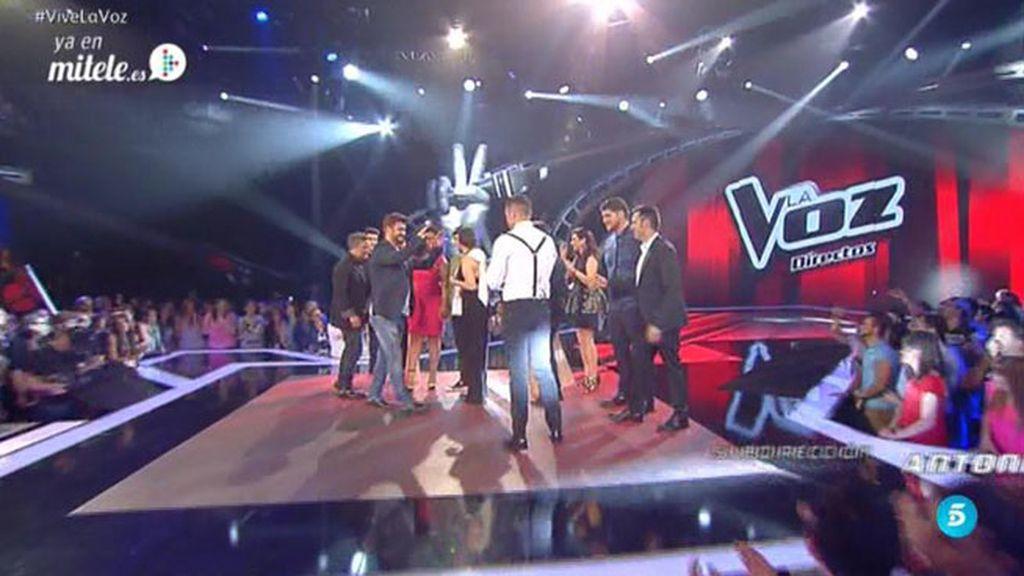 Los semifinalistas de 'La Voz'