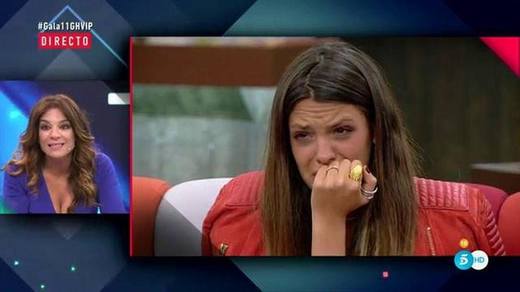 """Raquel Bollo, en su despedida de la casa: """"¡Laura, eres mi ganadora!"""""""