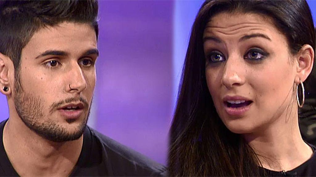 """Iván se sincera con Paula: """"Lo haces tan bien todo que desconfío de ti"""""""