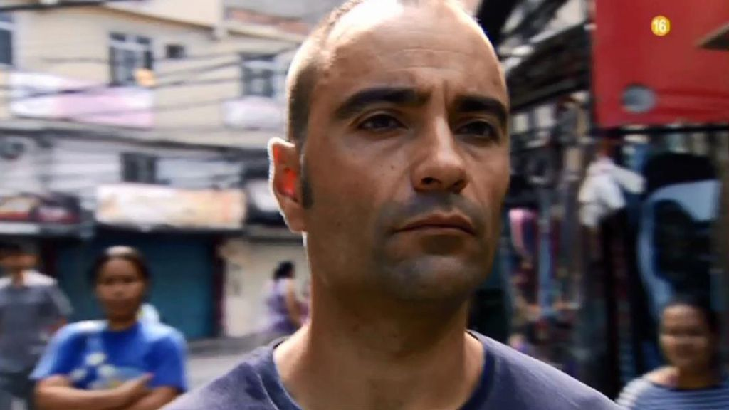 'Cabo Vadillo' se adentra en las favelas más peligrosas de Río de Janeiro